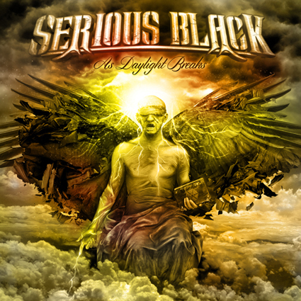 "SERIOUS BLACK ""As Daylight Breaks"""