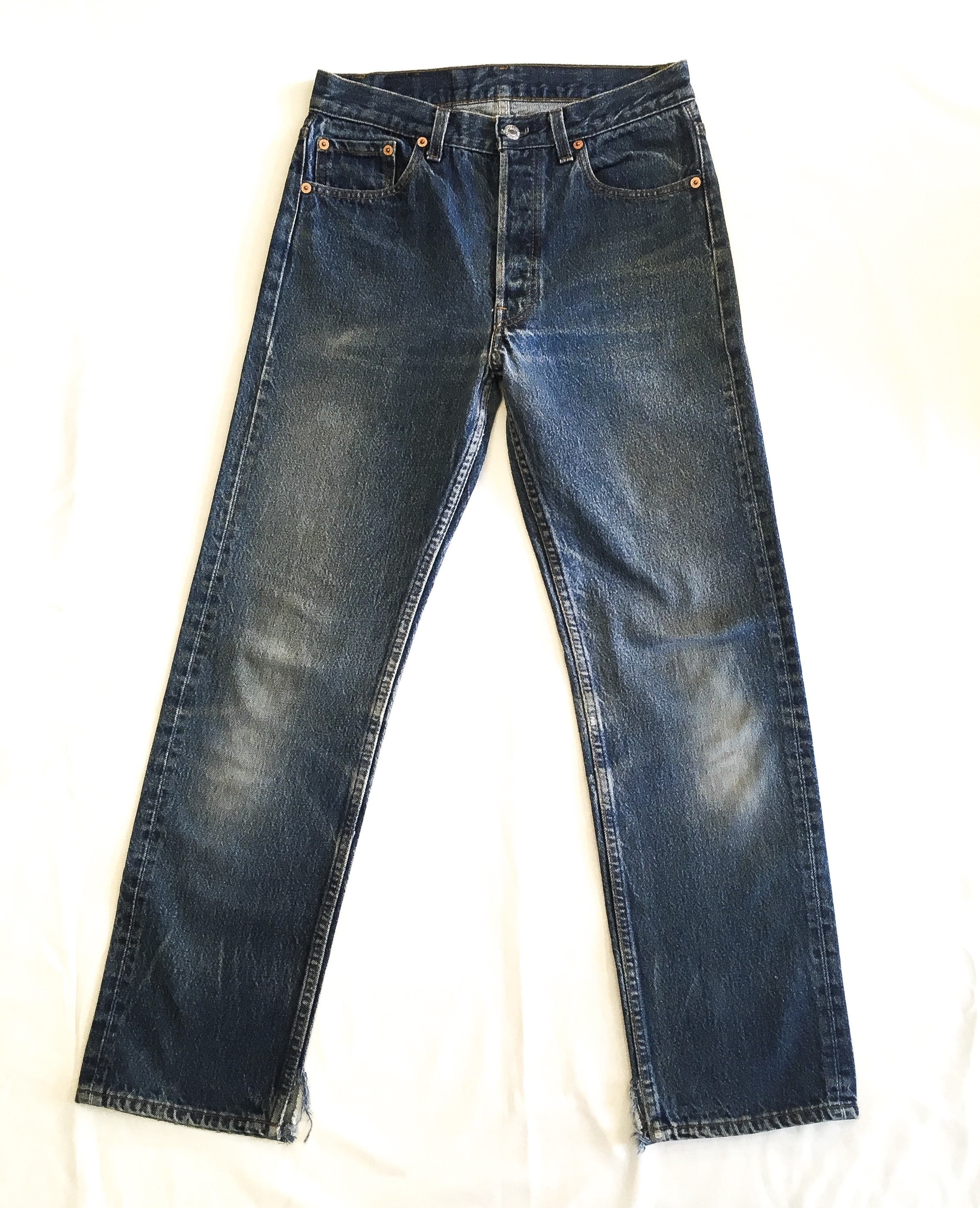 """Levi's 501 W30  """"MADE IN USA"""" <Used>"""