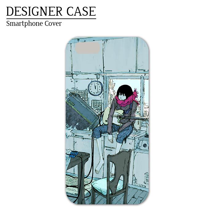 iPhone6 soft case [Telecaster1]  Illustrator:Kawano