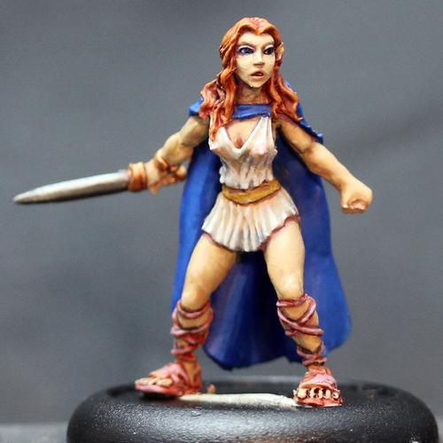 連邦の女剣士 - 画像2
