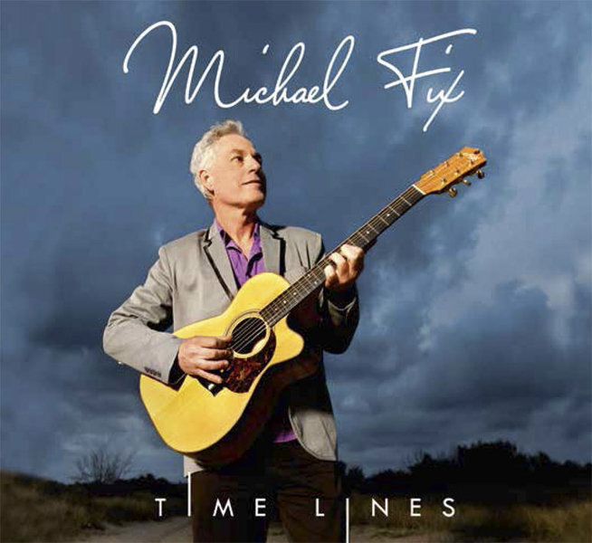 AMC1499 Time Lines / Michael Fix (CD)