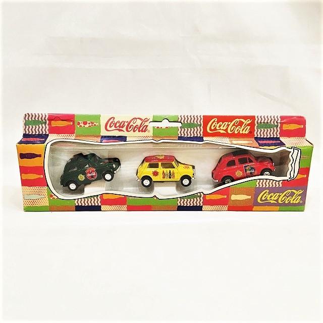 Coca Cola FIAT500&MINI 1/43【1個のみ】【税込価格】