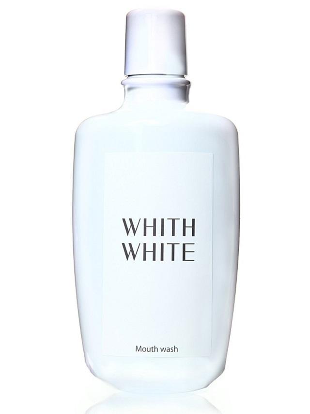 WHITH WHITE マウスウォッシュ