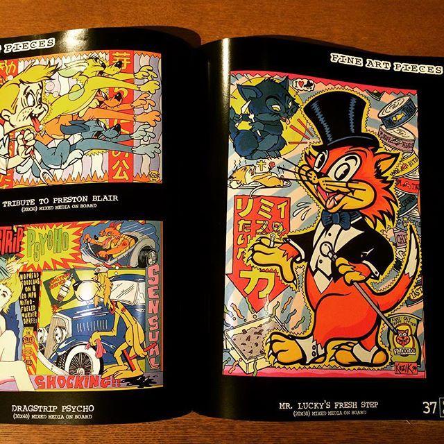 画集「Man's Ruin: The Posters & Art of Frank Kozik」 - 画像2