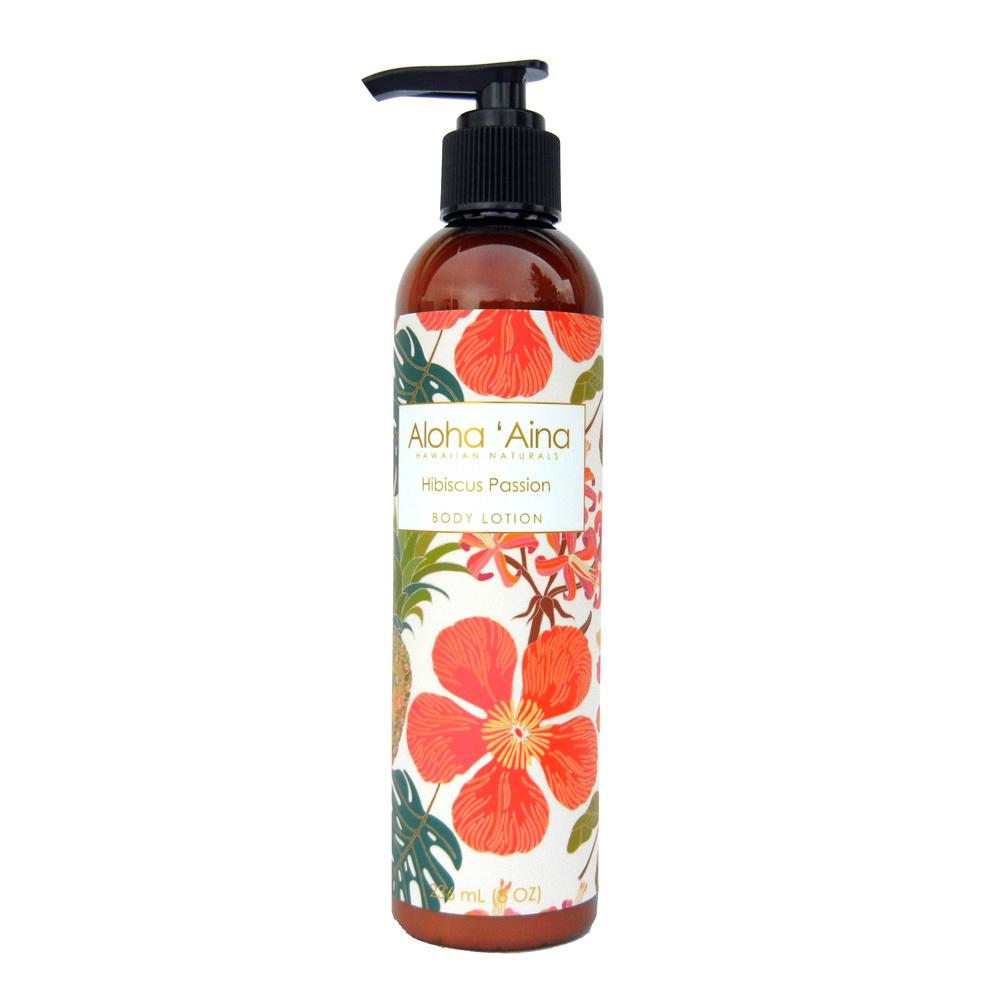 Maui Soap Company Alohaaina Bodylotion Hibiscuspassion