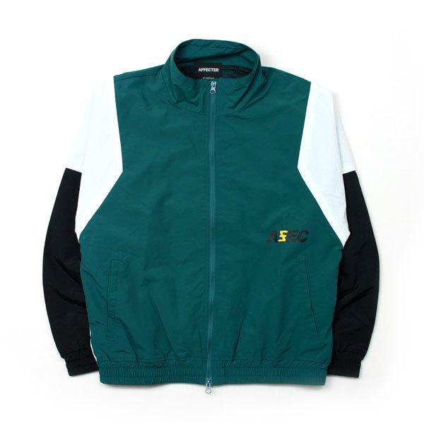 【送料無料】AFFECTER (アフェクター) | AFF Truck Jacket (Green)