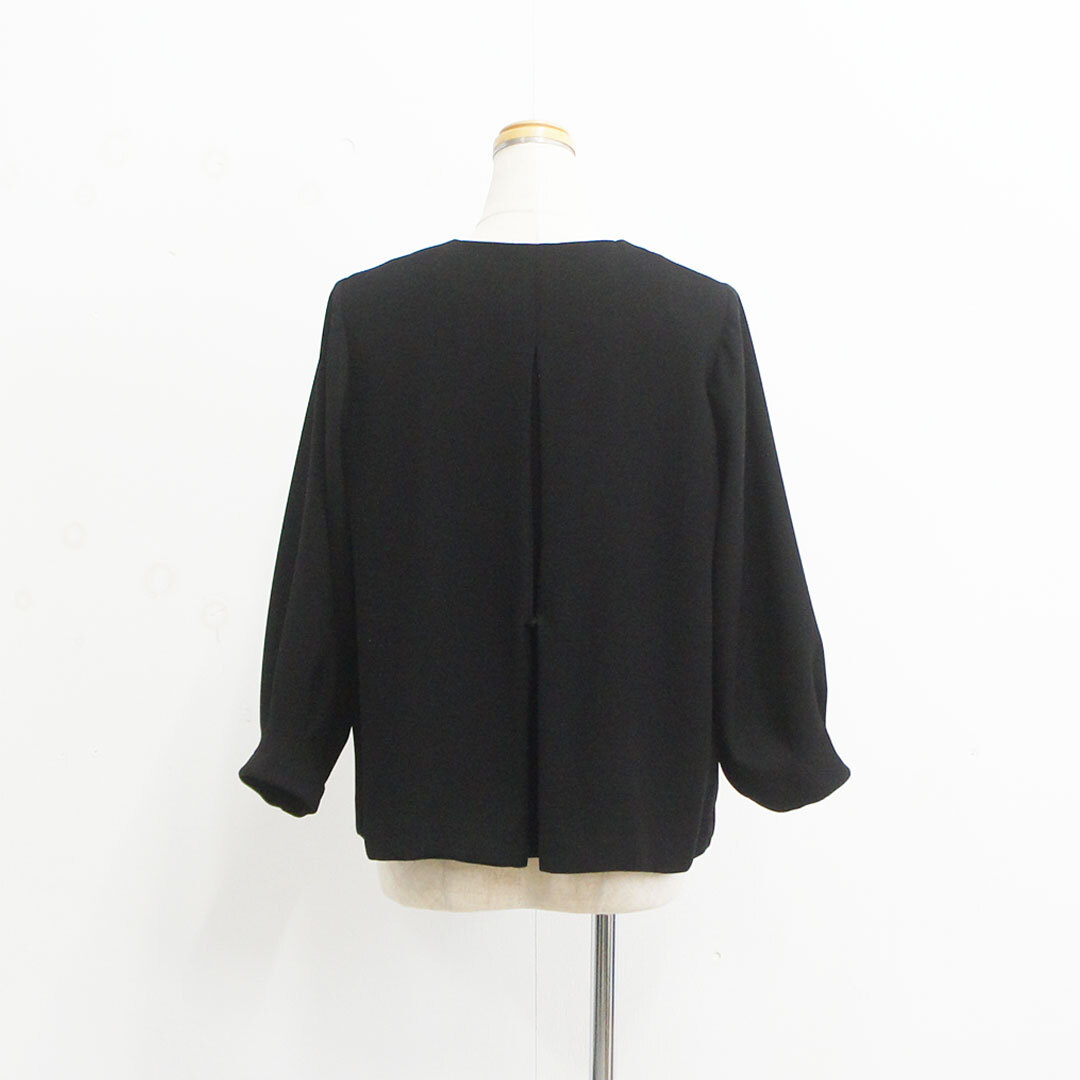 【再入荷なし】 WHYTO. ホワイト ダブルサテンタックジャケット (品番wht17hjk1)