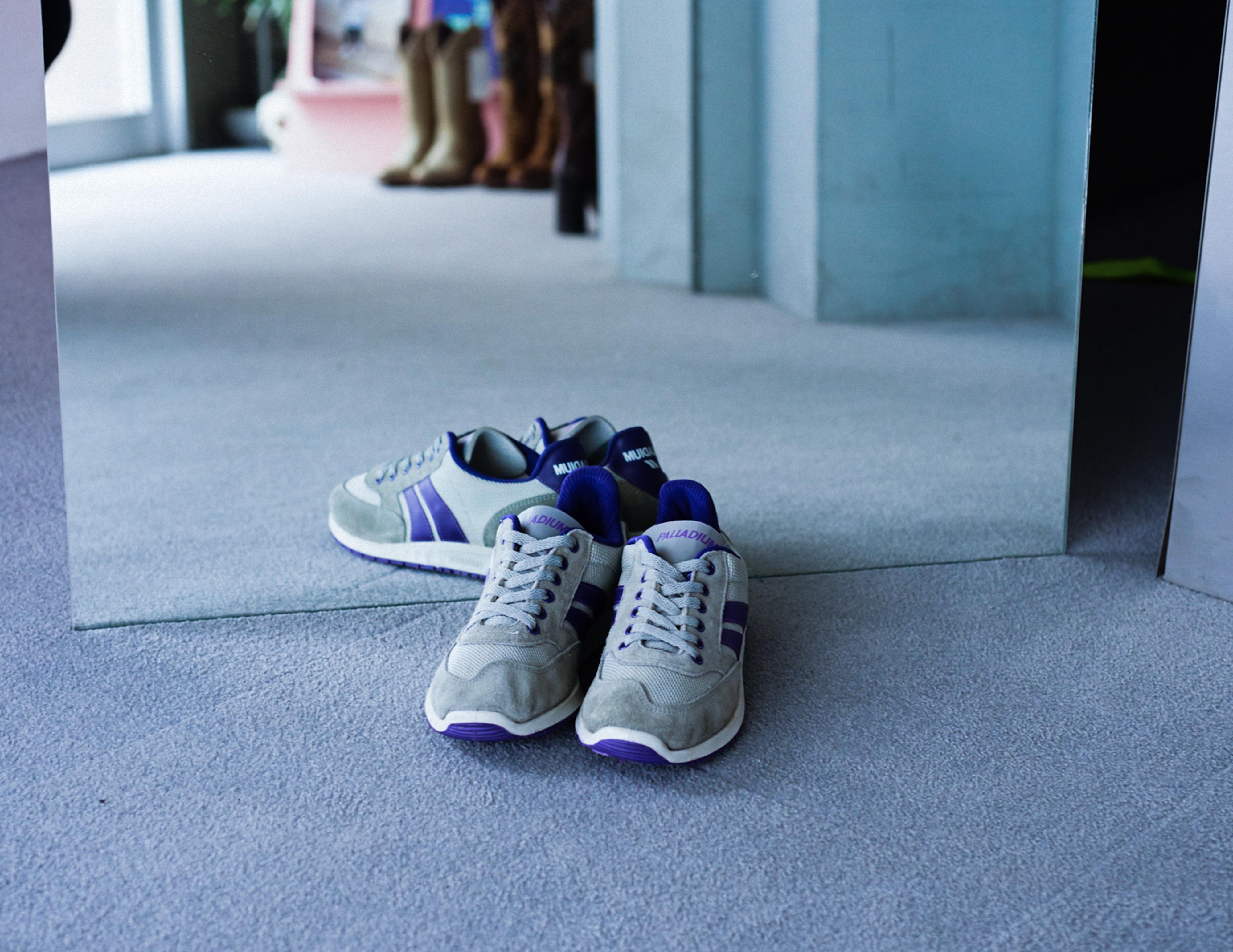 """""""PALLADIUM"""" Running Shoes"""