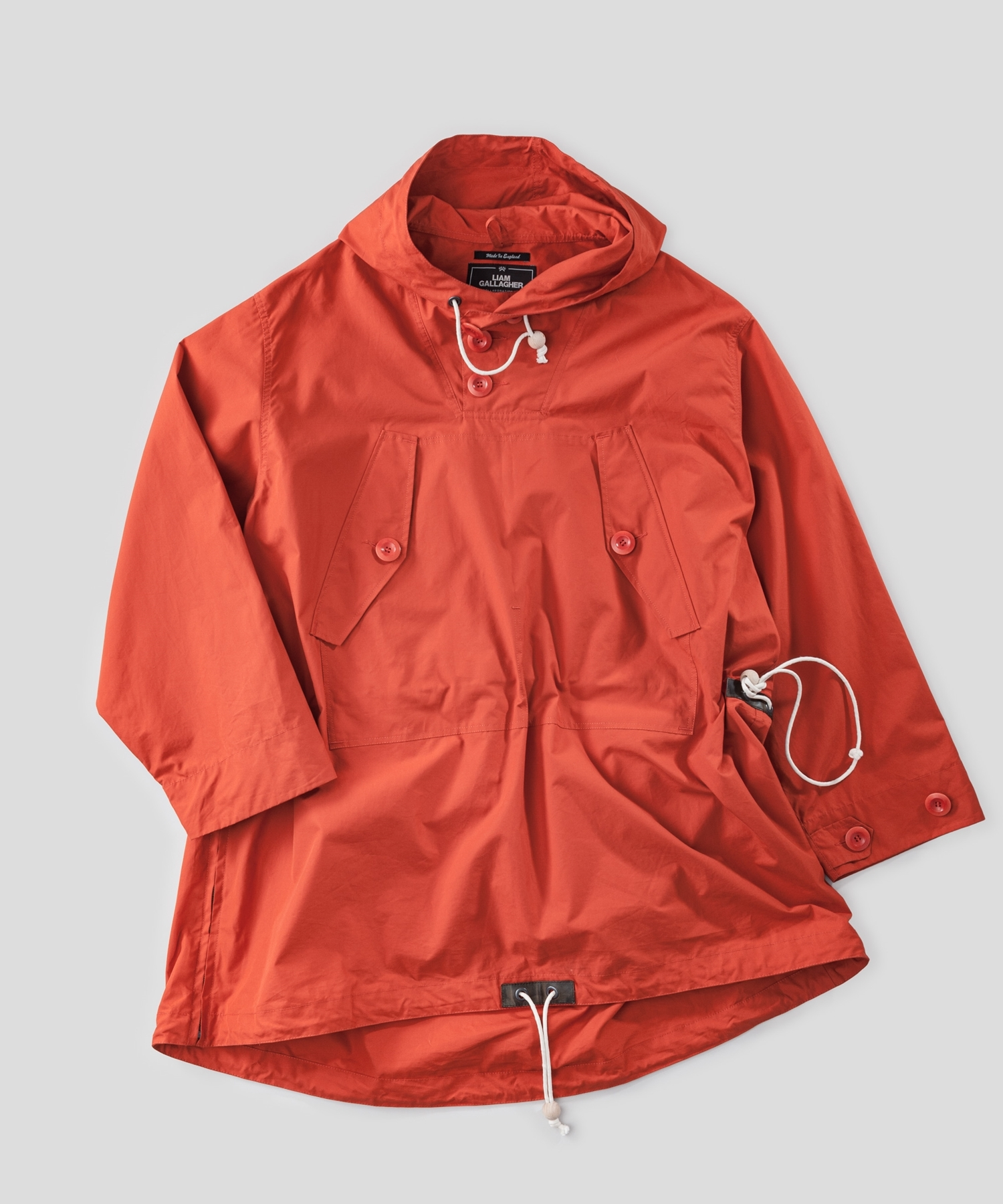 Nigel Cabourn × Liam Gallagher ロングスモック/ LONG SMOCK