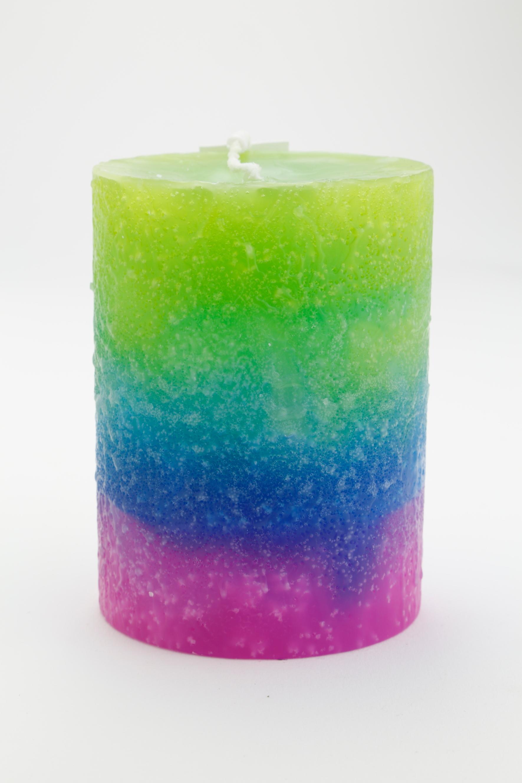 No.101 Candle Cylinder 76 1800  キャンドル