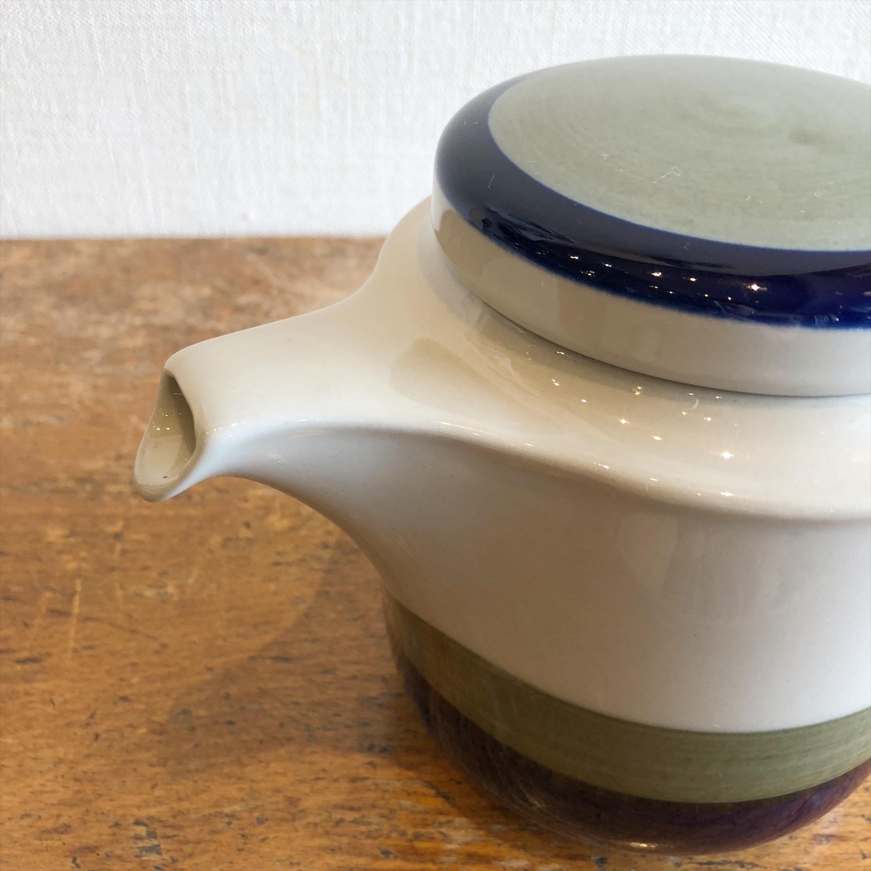 Yamato Stoneware ティーポット