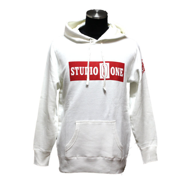 STUDIO ONE  Label Hoodie 【OR GLORY】