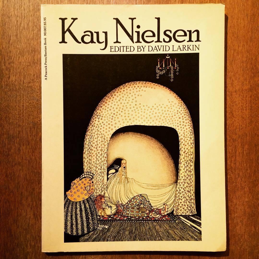 カイ・ニールセン画集「Kay Nielsen」 - 画像1