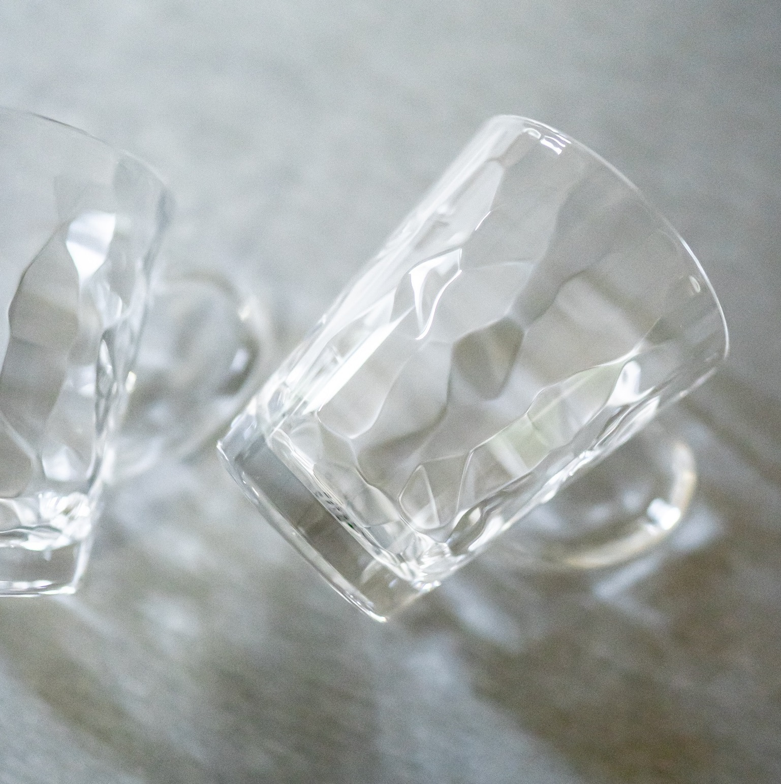 【再入荷】アクリル製 透明マグ( 300ml )