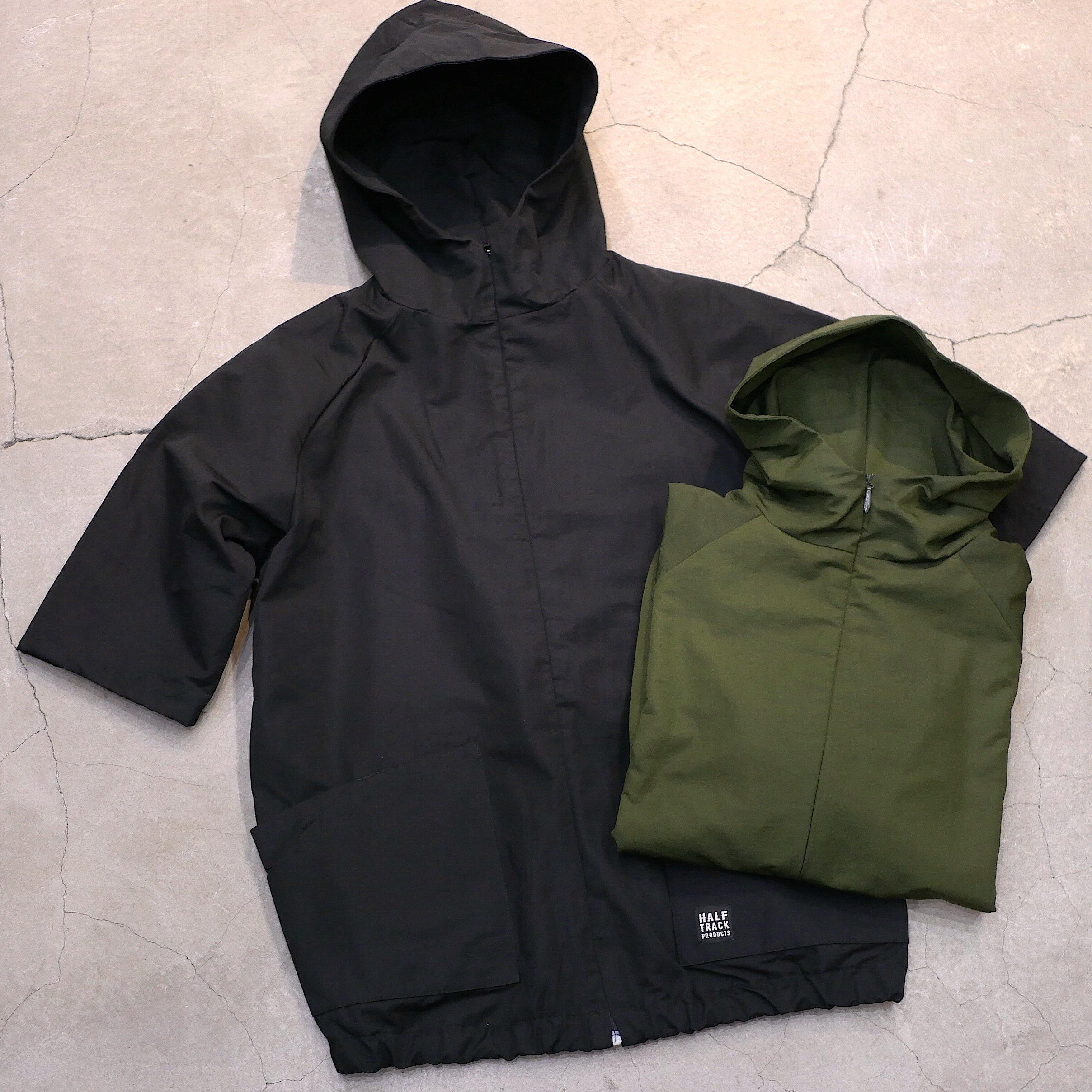 HALFTRACK PRODUCTS / HALF JKT