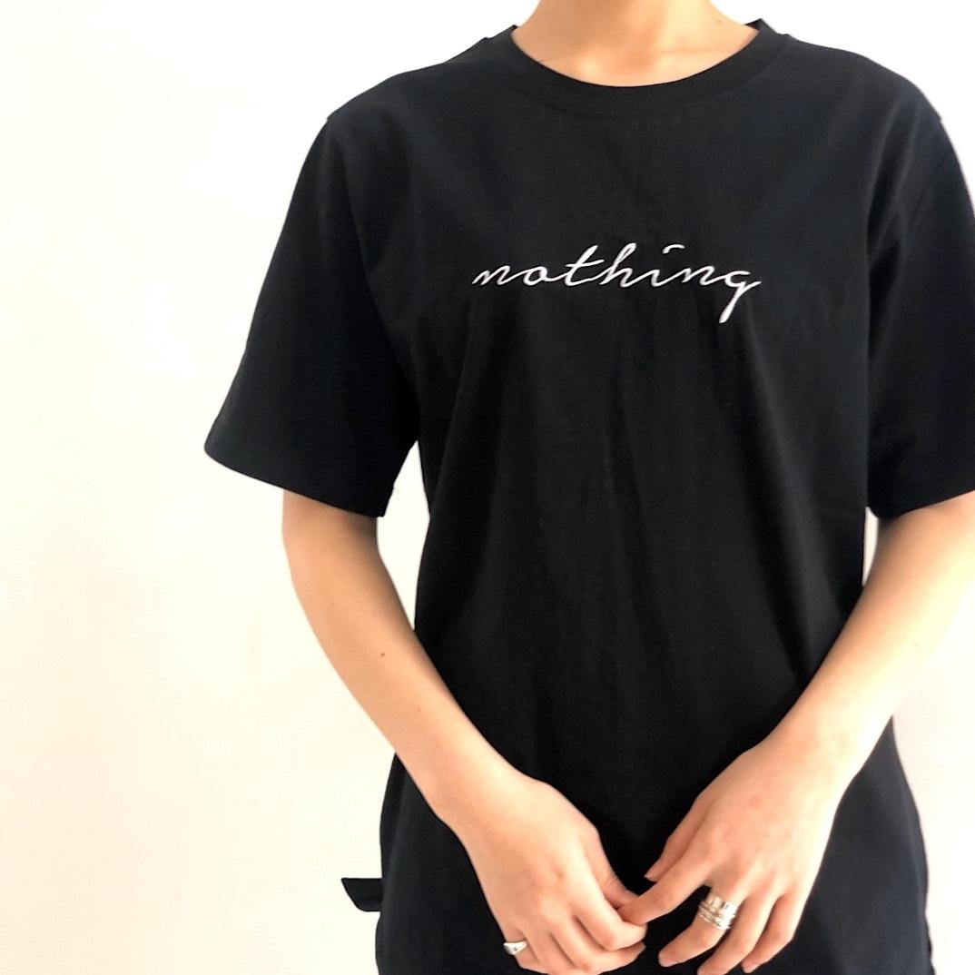 【 Days 】- 110-1164M0 - nothingロゴTee