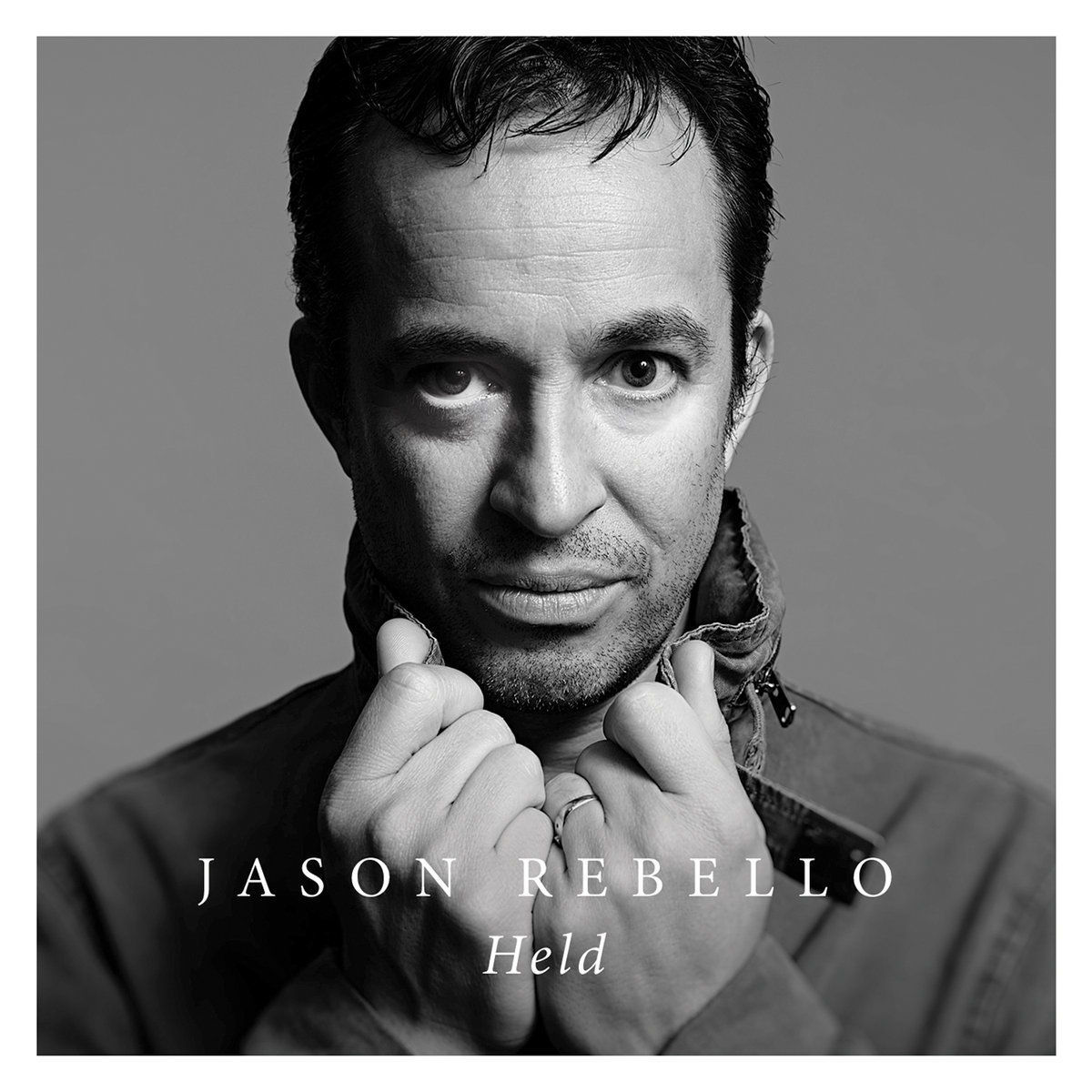Jason Rebello『Held』(Edition Records)