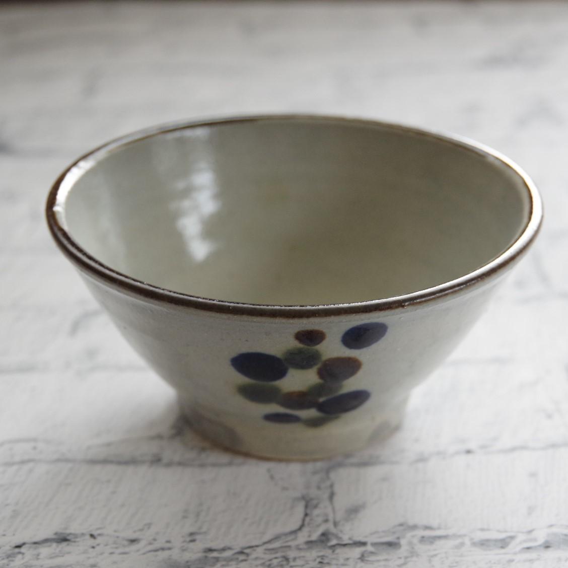 やちむん【工房mug】4寸マカイ