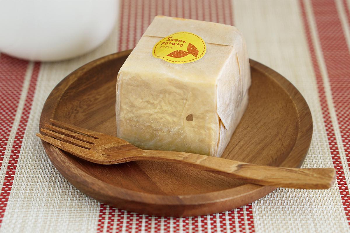 チーズケーキ(さつまいも) ※季節限定(10月~3月)