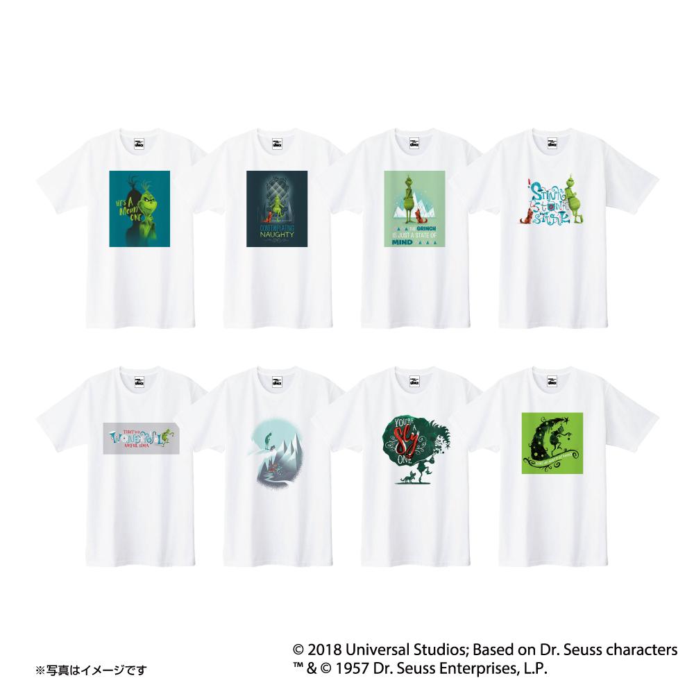 グリンチ Tシャツ ※予約受付中!※