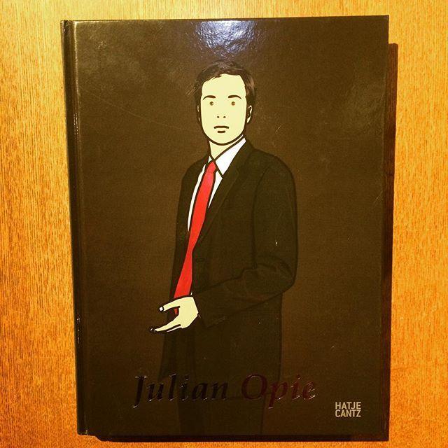 ジュリアン・オピー画集「Recent Works/Julian Opie」 - 画像1