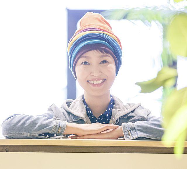 【送料無料】こころが軽くなるニット帽子amuamu|新潟の老舗ニットメーカーが考案した抗がん治療中の脱毛ストレスを軽減する機能性と豊富なデザイン NB-6057|フランボワーズ <オーガニックコットン インナー>