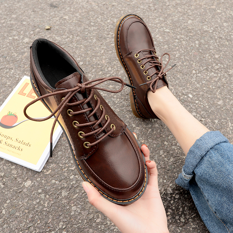 【shoes】切り替え無地カジュアル合わせやすいパンプス23284207
