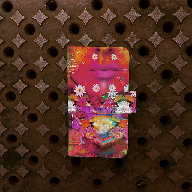 【holi/ホーリー】マルチ対応手帳型スマホケース