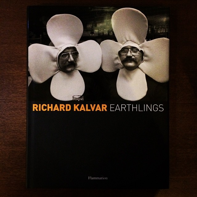 写真集「Earthlings/Richard Kalvar」 - 画像1