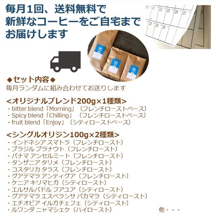 ◆定期便◆《イヌイットプラン 400g》深煎 × ALL 色々なコーヒーを楽しみたい人へ 2960円相当 → 月額2400円 ※送料無料