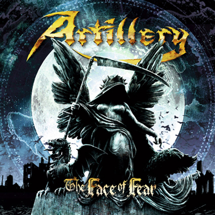 "ARTILLERY ""The Face of Fear"""