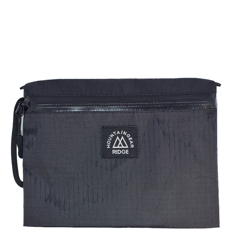 RIDGE MOUNTAIN GEAR Travel Pouch Plus X-Pac(Black)リッジマウンテンギア