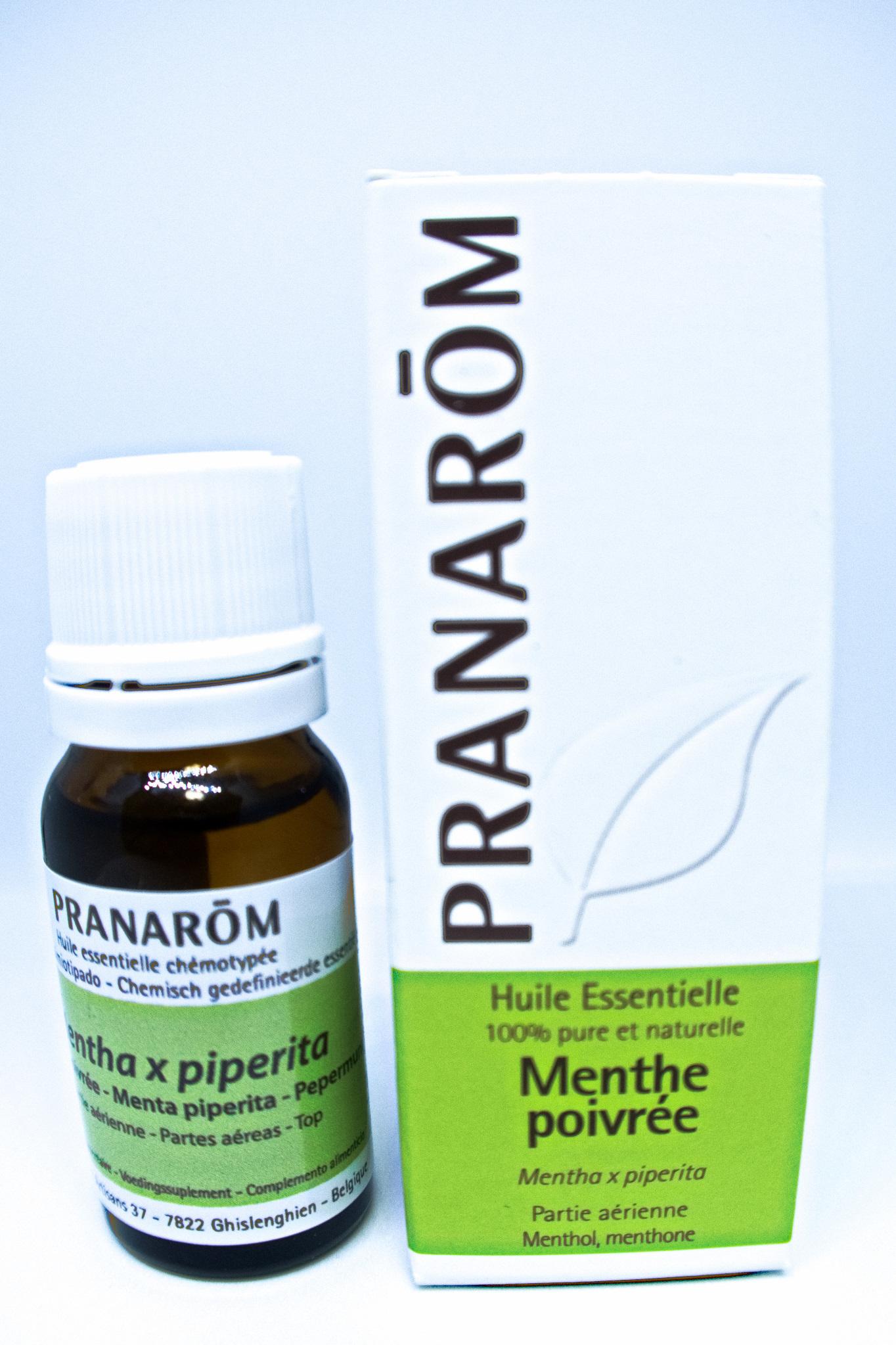 プラナロム ペパーミント 10ml (PRANAROM Menthe poivree)