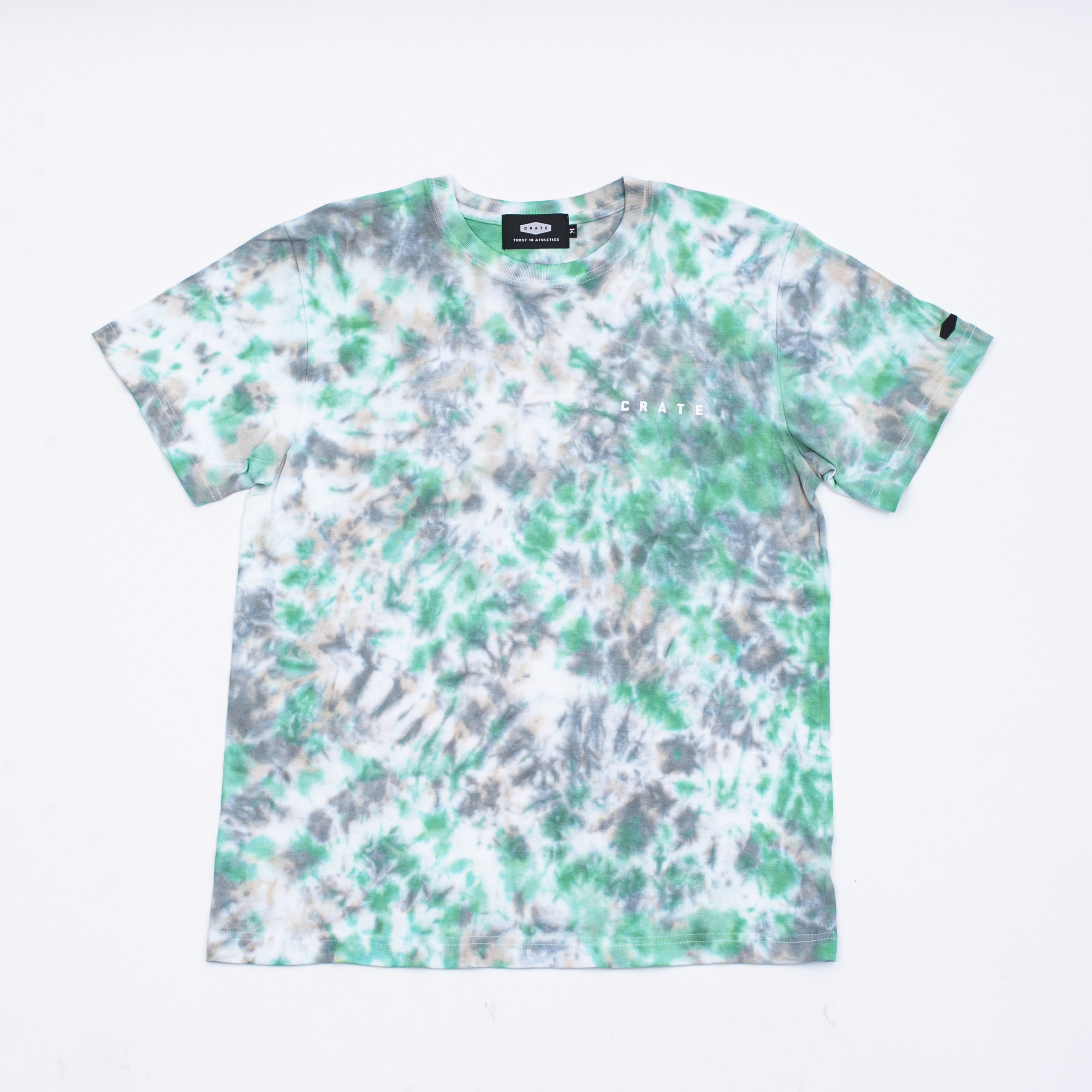 Tiedye T-Shirts GREEN