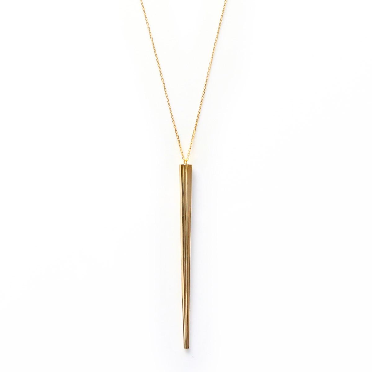 Yuragi Bar Necklace