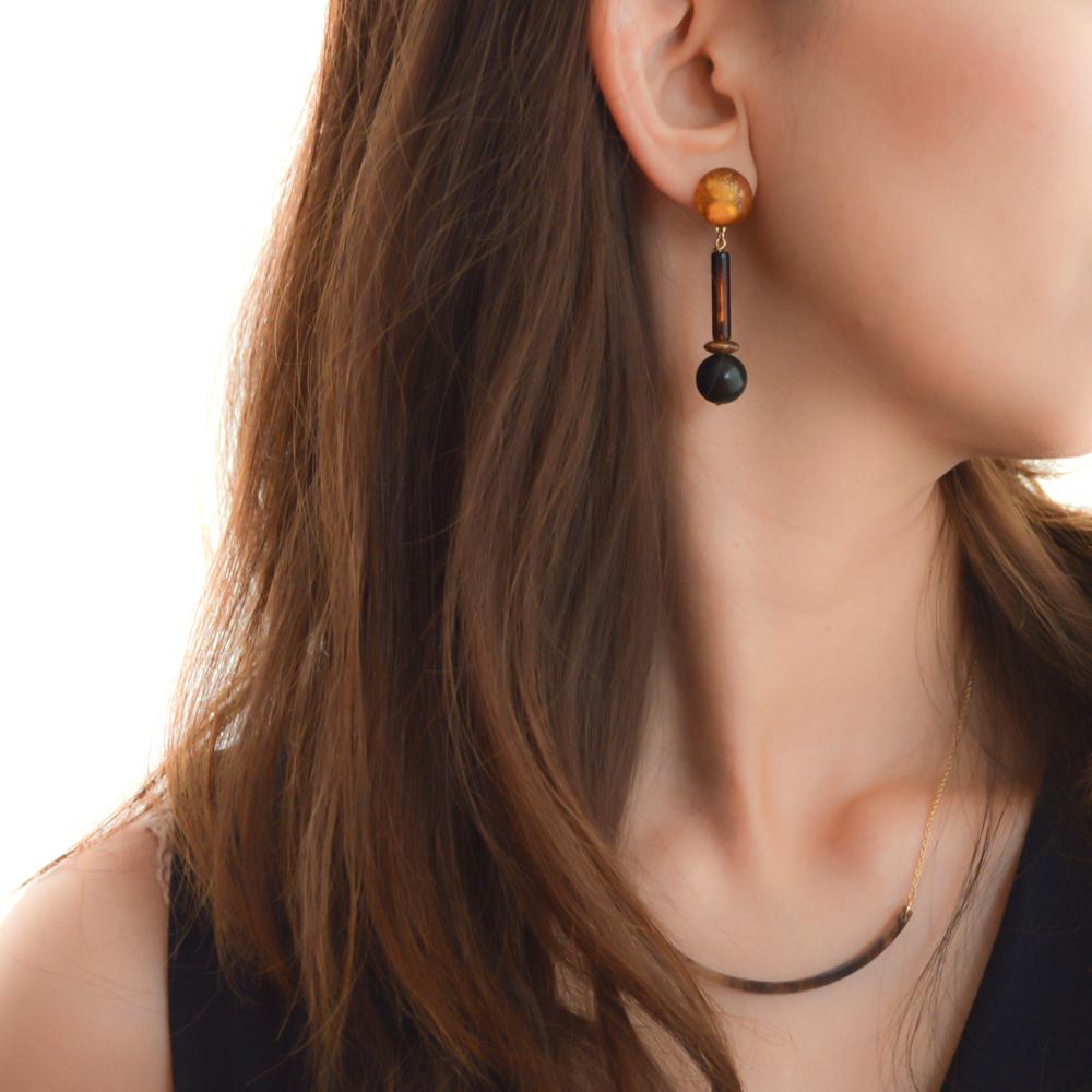 限定販売Vintage Beads Pierces/Earrings②
