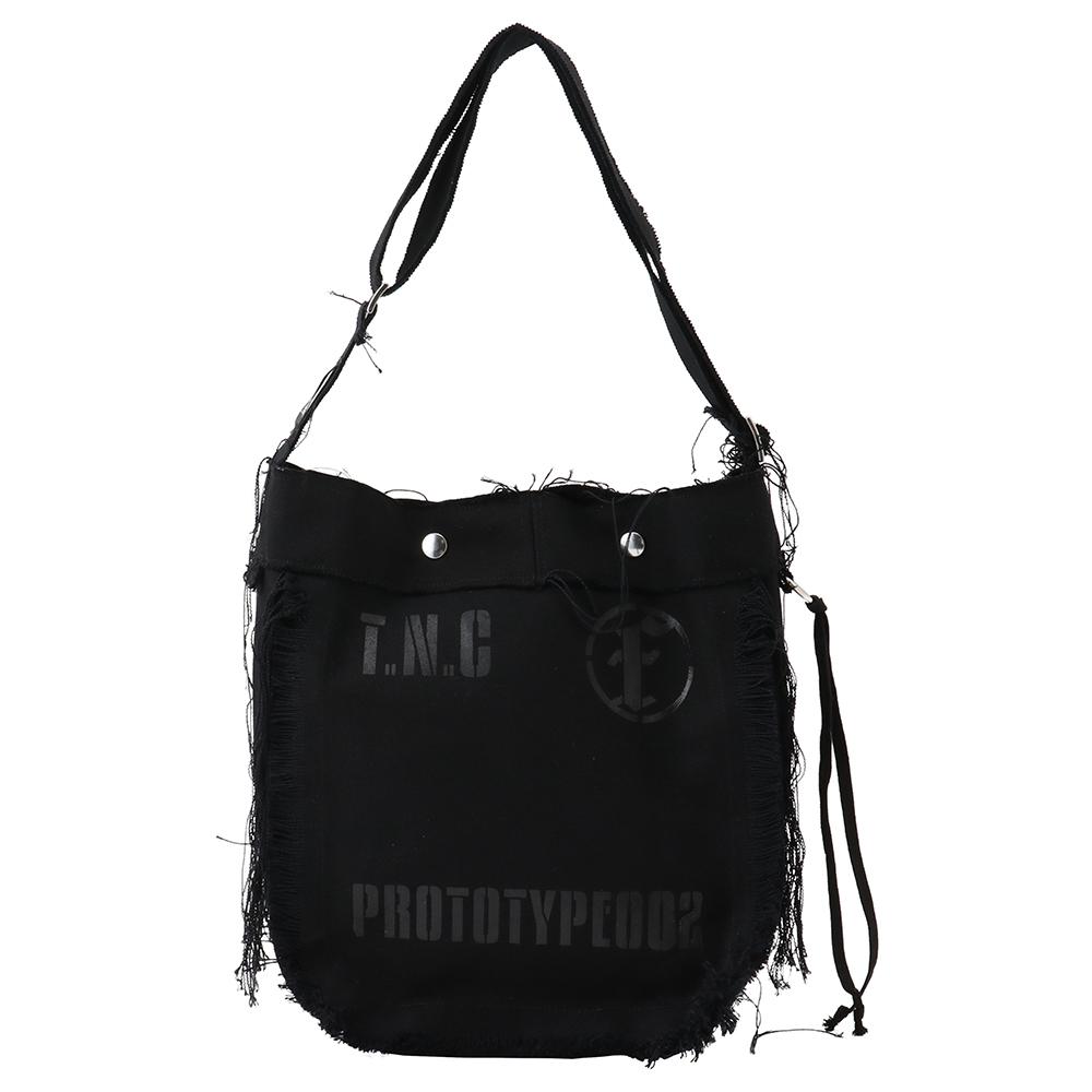 "Shoulder Bag ""Prototype002"" - Black - 画像1"