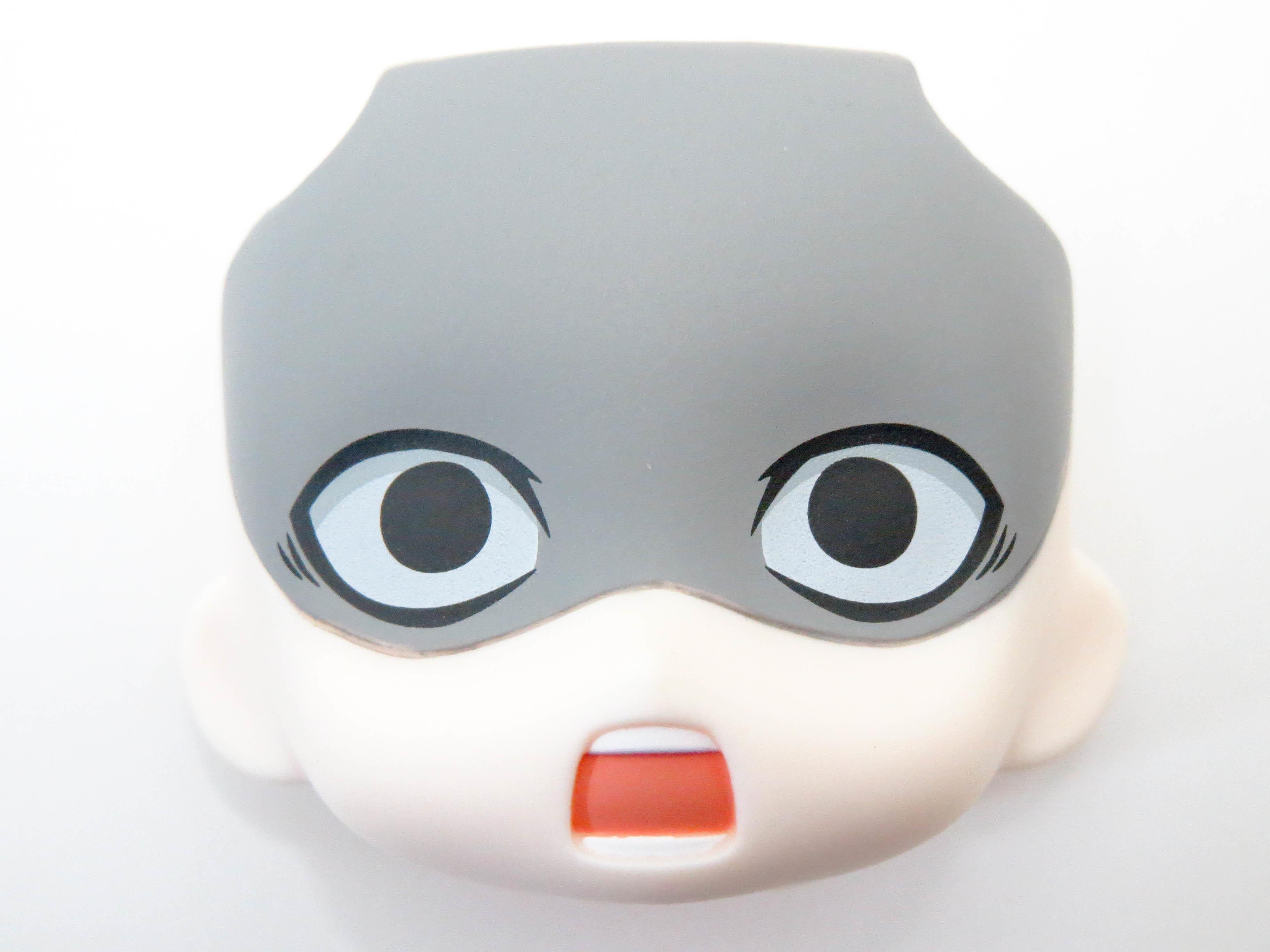 【SALE】【979】 白血球(好中球) 顔パーツ 戦闘顔 ねんどろいど