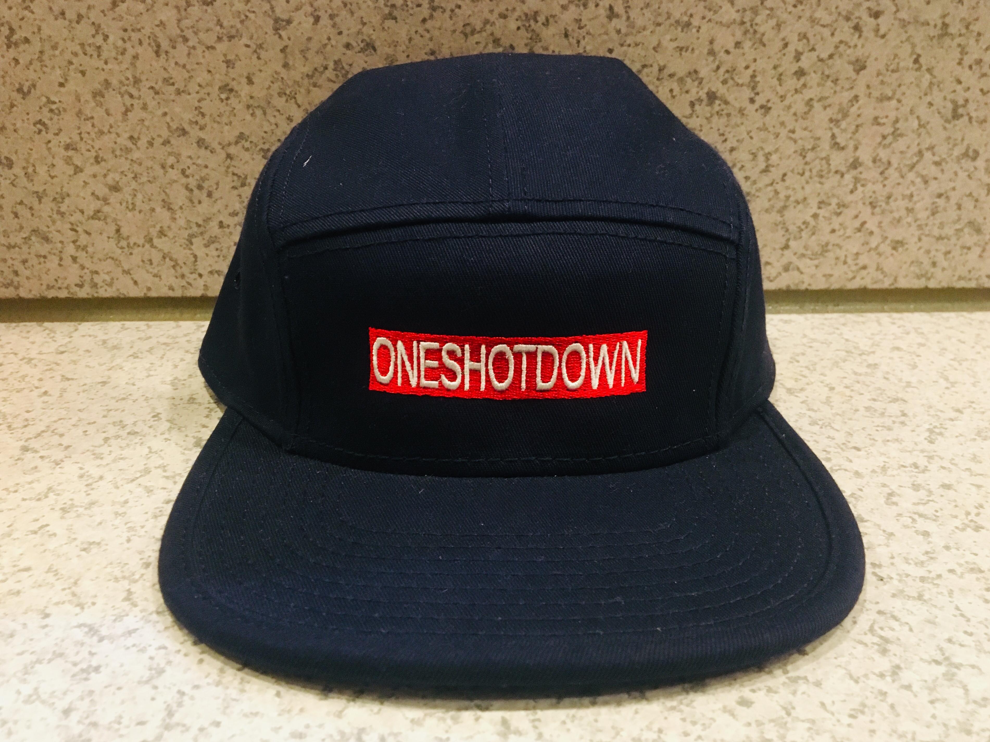 ONESHOTDOWN キャンプCAP - 画像3