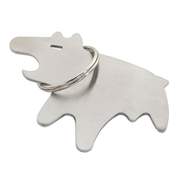 Hair of the Dog Keyring + Opener