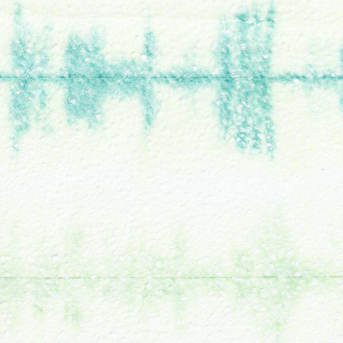 落水紙(春雨)板締め No.7