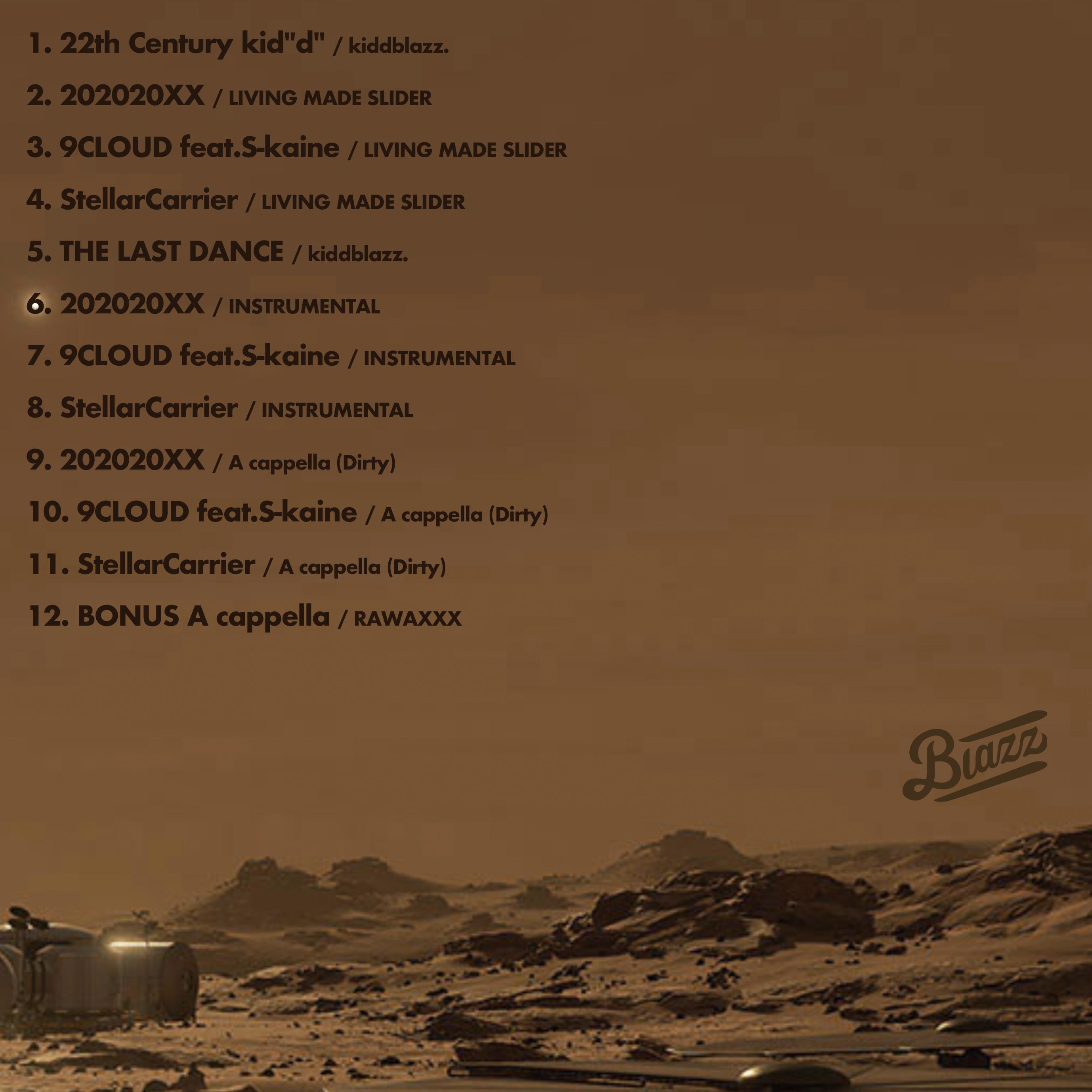 202020XX -EP- LIVING MADE SLIDER *DIGITAL