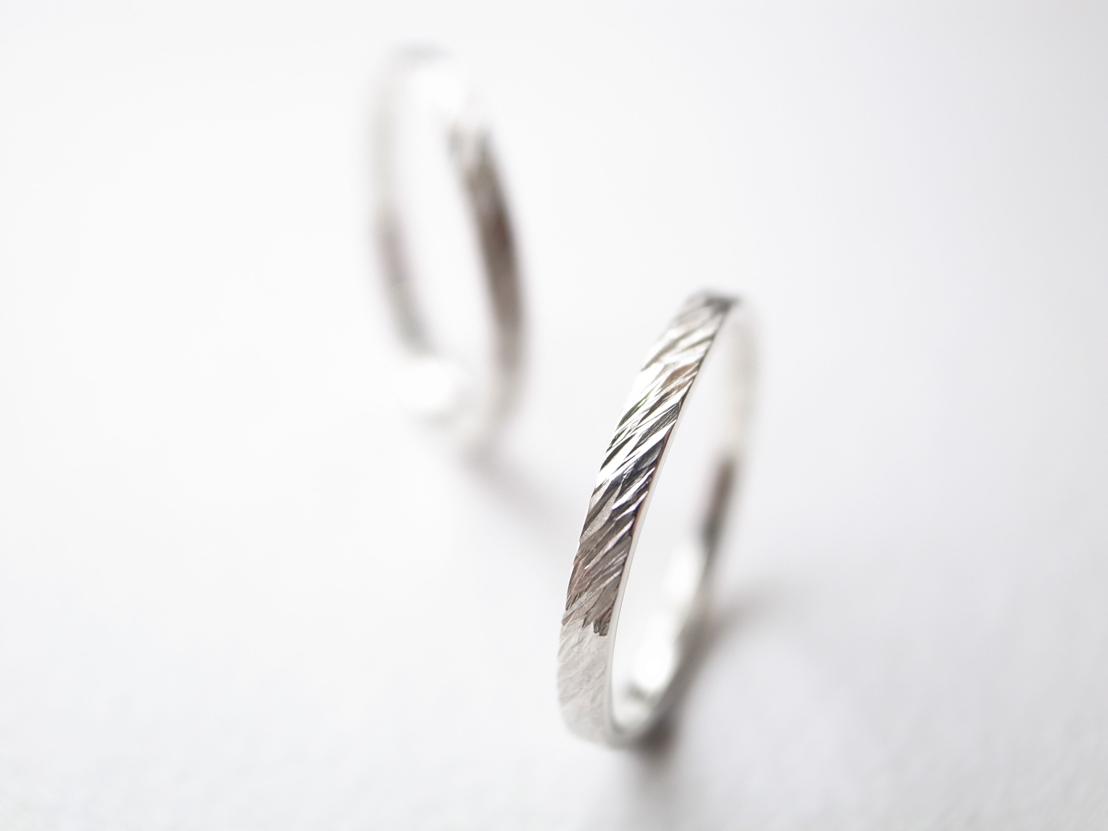 【pairing】silver950/fur ring