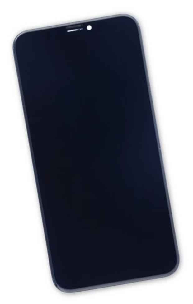 【iPhoneX】フロントパネル(防水パッキンシール1枚付)