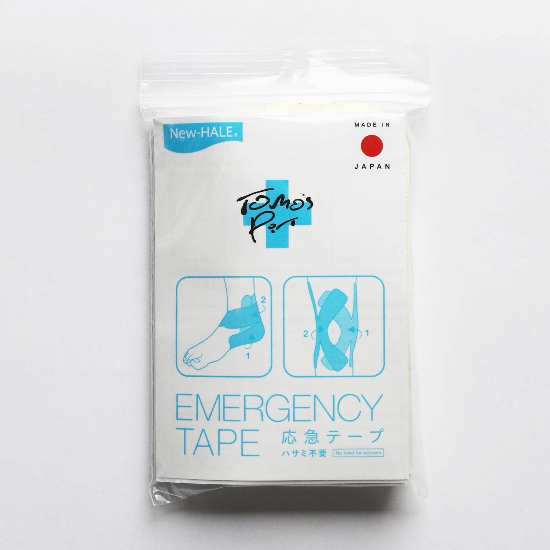 New-HALE × Tomo's Pit エマジェンシーテープ(応急テープ)