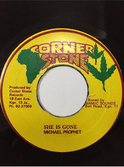 Michael Prophet(マイケルプロフェット) - She Is Gone【7'】