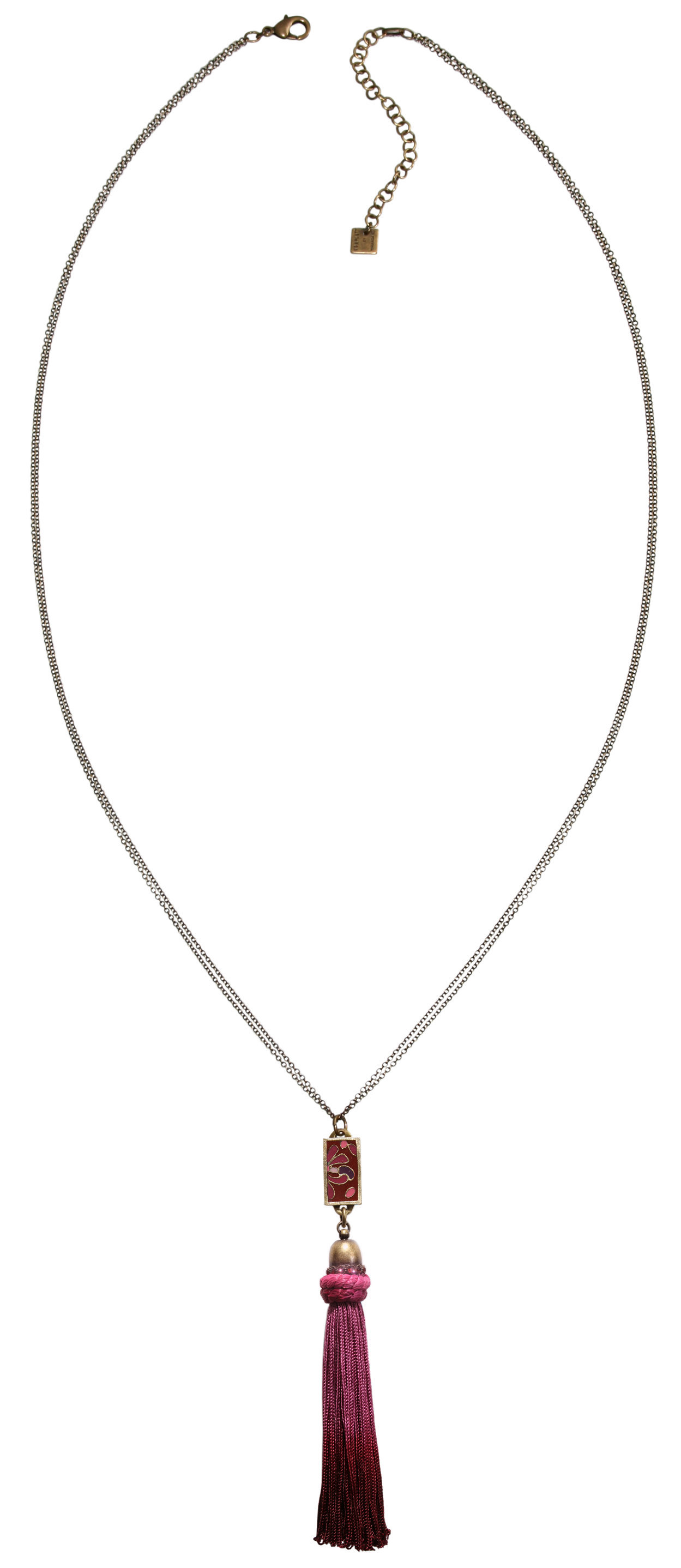Yoga necklace ネックレス