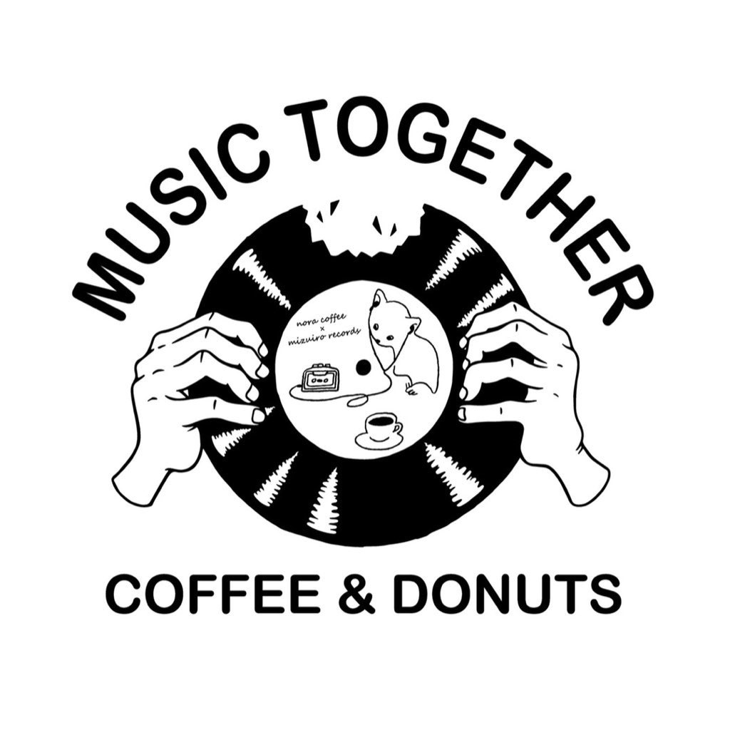 【MUSIC TOGETHER】トートバッグ