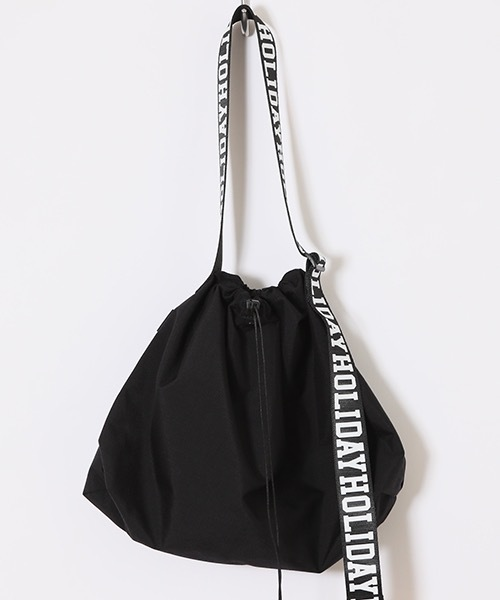 【HOLIDAY】PACKABLE BAG