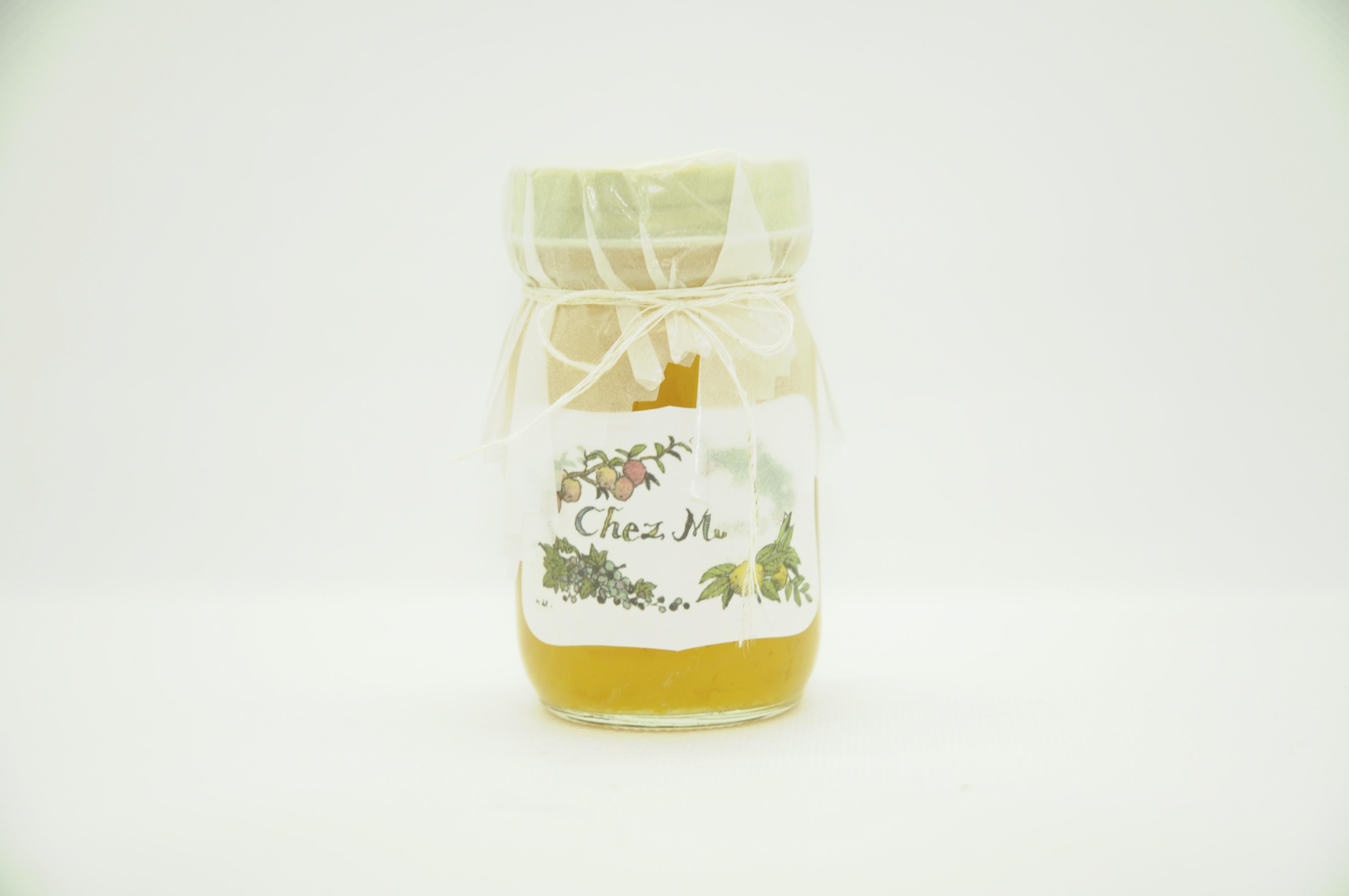 甘夏とチリペッパー小瓶